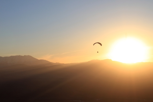 Passion Paragliding Morocco